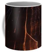 Abstarct Fireworks  Coffee Mug