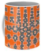 Abstract # 2060ew4a Coffee Mug