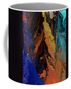 Abstract 010811 Coffee Mug