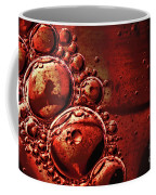 Abstract 0423c Coffee Mug