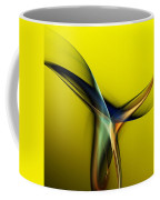 Abstract 060311 Coffee Mug by David Lane