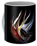 Abstract 07-26-09-c Coffee Mug