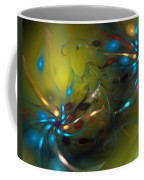 Abstract 071910 Coffee Mug