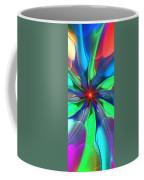 Abstract 080610c Coffee Mug