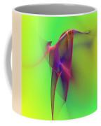 Abstract 091610 Coffee Mug by David Lane