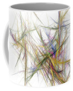Abstract 10-16-09-2 Coffee Mug