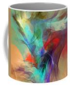 Abstract 103010 Coffee Mug