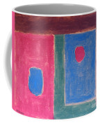 Abstract 109 Coffee Mug