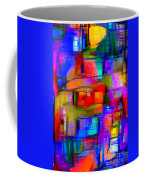 Abstract 1293 Coffee Mug
