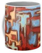 Abstract 147 Coffee Mug by Patrick J Murphy