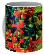 Vibrant Flow. Coffee Mug