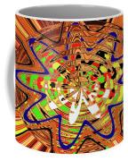 Abstract #1859drawpc Coffee Mug
