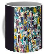Abstract 2018-02 Coffee Mug