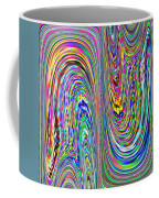 Abstract 3 Coffee Mug