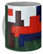 Abstract 343 Coffee Mug