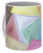 Abstract 437 Coffee Mug