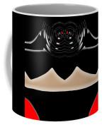 Abstract 54 Dark Side Coffee Mug