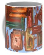 Abstract 611 Coffee Mug