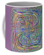 Abstract 9 Coffee Mug