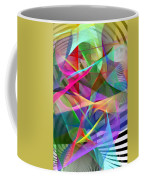 Abstract 9488 Coffee Mug