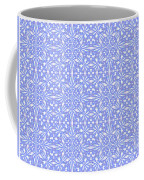 Abstract Art - Lavender Coffee Mug