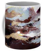 Abstract Art Project #12 Coffee Mug