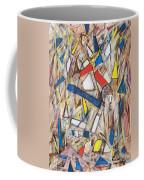 Abstract Art Seven Coffee Mug