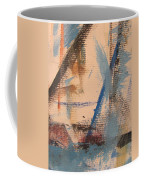 Abstract At Sea 3 Coffee Mug
