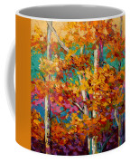 Abstract Autumn IIi Coffee Mug