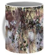 Abstract Birch Coffee Mug