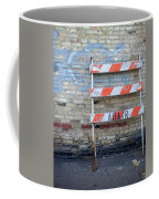Abstract Brick 1 Coffee Mug