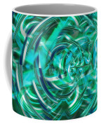 Abstract Brutality The Vortex Coffee Mug