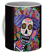Abstract Catrina Coffee Mug