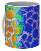 Abstract Cells 3 Coffee Mug