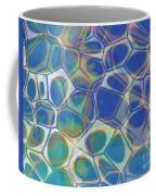 Abstract Cells 5 Coffee Mug