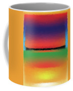 Abstract Color Blends Coffee Mug