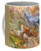 Abstract Colour Coffee Mug