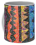 Abstract Combination Of Colors No 6 Coffee Mug