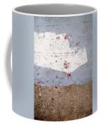 Abstract Concrete 13 Coffee Mug