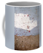 Abstract Concrete 13 Coffee Mug