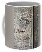 Abstract Concrete 16 Coffee Mug