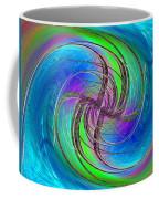 Abstract Cubed 261 Coffee Mug