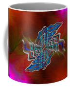 Abstract Cubed 271 Coffee Mug
