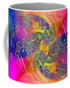Abstract Cubed 314 Coffee Mug