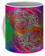 Abstract Cubed 320 Coffee Mug