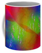 Abstract Cubed 355 Coffee Mug