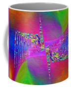 Abstract Cubed 373 Coffee Mug