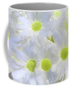 Abstract Daisy Boquet Coffee Mug