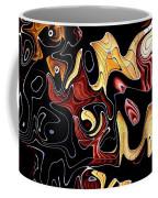 Abstract Digital Art #030 Coffee Mug