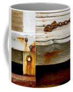 Abstract Dock Coffee Mug